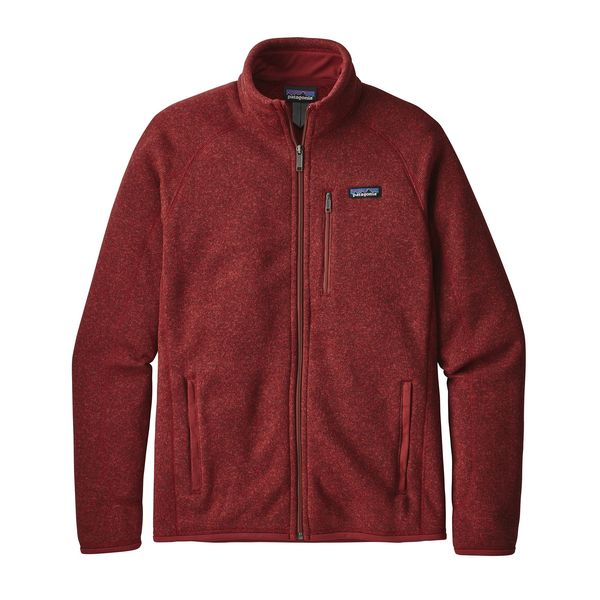 Patagonia Better Sweater Red