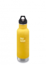 KleanKanteen-Insulated-Classic-20-oz-Lemon-20K20VCPPL-YC