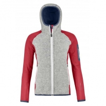 Ortovox-Fleece-Plus-Classic-KnitHoody-Women-HotCoral