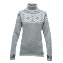 Devold-Ona-Sweater-Women-Grey-Melange-GO 411 390 A 740A