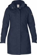 Fjallraven-Una Jacket -Lady-Blauw-89260-555