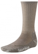 Smartwool-M's Hiking Light Crew-Taupe