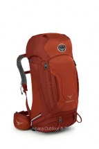 Osprey Kestrel 48 Red | Alpaca Outdoor & Tra
